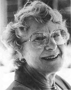 Bild von Virginia Satir 1916–1988