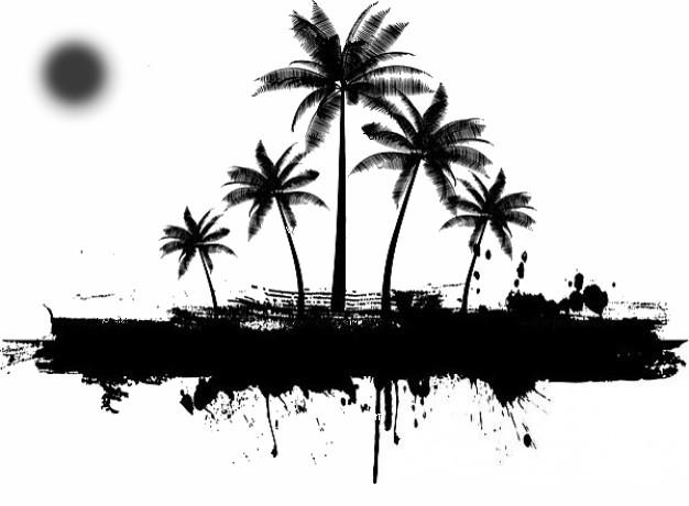 königliche Palme